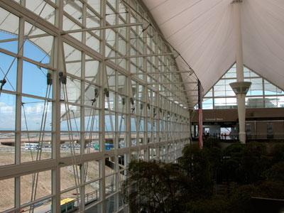 Denver Airport, Denver Airport