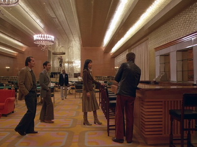 7ebd61dc48c0 One of the most terrifying things about The Shining is the Outlook Hotel as  the setting of the film. Kubrick masterfully exploits our natural anxieties  ...