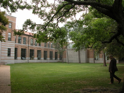 image gallery: rice university school of architecture, stirliing