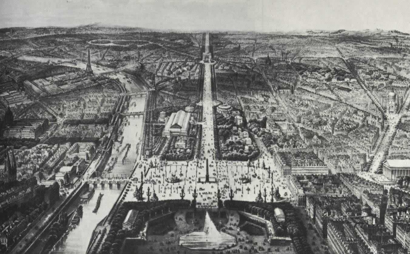 Story of cities #12: Haussmann rips up Paris – and divides France to this day