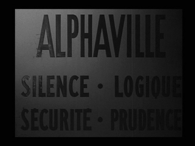 alphaville song for no one