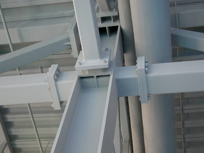 Steel project case study gallery palais des congr s de montr al - Connection between lifestyle home design ...
