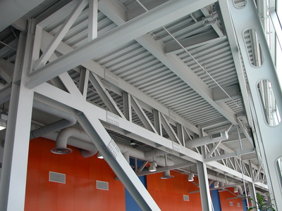 Steel Project Case Study Gallery Palais Des Congr 232 S De