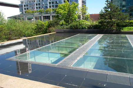 Image Gallery Robson Square Green Roof Vancouver Bc