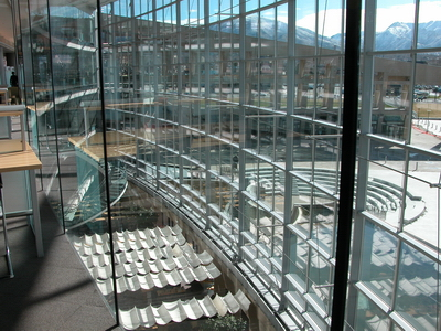 Steel Project Case Study Gallery Salt Lake City Library