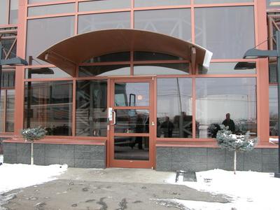 Steel Project Case Study Gallery Waiward Steel Offices