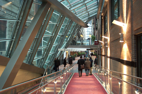 Ssef Walking Tour Montreal March 2004