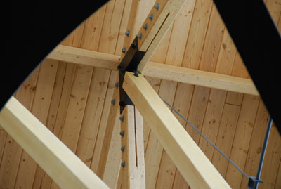 SSEF - Fun is in the Details - Steel and Timber