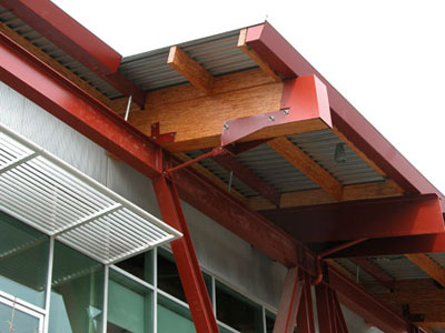Ssef Fun Is In The Details Steel And Timber