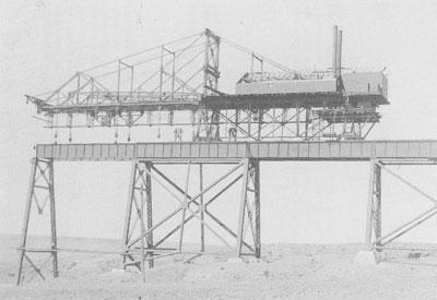 Steel Project Gallery: CPRail High Level Bridge, Lethbridge, Alberta