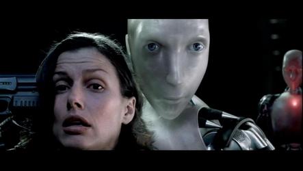 I Robot Will Smith Arm