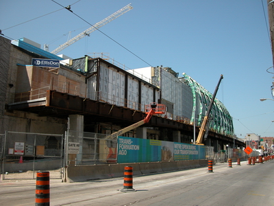 Steel Project Case Study Gallery: Renovation to AGO, Toronto
