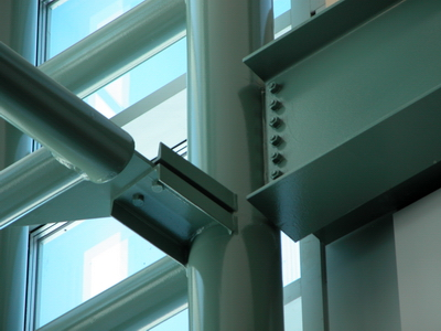 Steel Project Case Study Gallery Edmonton International