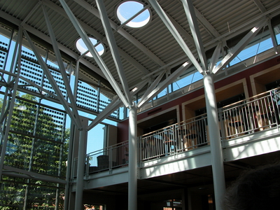 Steel Project Case Study Gallery Lillis Building