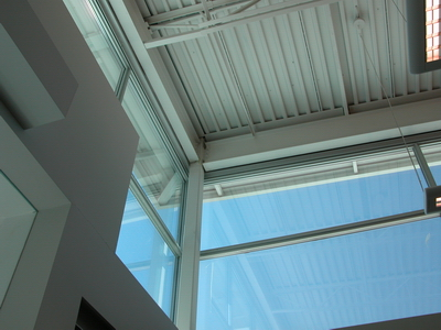 Steel Project Case Study Gallery Semiahmoo Library And